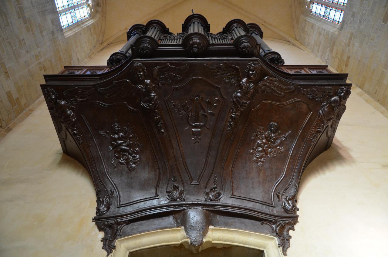 L'orgue Lépine
