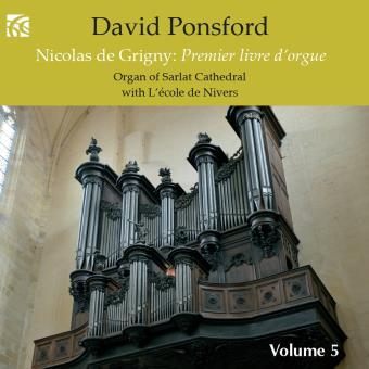 Grigny premier livre d orgue
